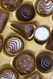 czekolady Zdjęcia Stock
