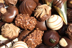 czekolady Obrazy Stock