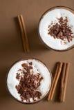 czekolady gorący piankowy Zdjęcie Stock