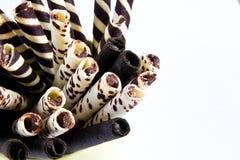 czekolady rama Obrazy Royalty Free