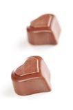 czekolady smakowite zdjęcie royalty free