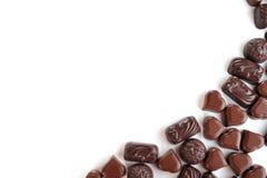 czekolady smakowite obrazy stock