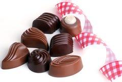 czekolady smakowite obraz royalty free