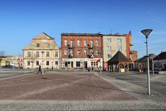 Czeladz, Polen Royalty-vrije Stock Fotografie