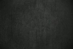 Czerń gipsująca ściana Fotografia Royalty Free