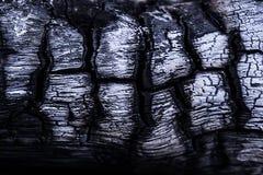 Czerń naturalny łupka węgiel drzewny jest wagi lekkiej czarnym carb Fotografia Royalty Free