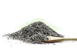 Czerń & Rice Brown & Białego Zdjęcia Stock