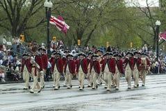 Czereśniowy okwitnięcie Parade13 Obrazy Stock