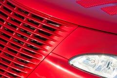 Czereśniowej czerwieni grille Obrazy Stock