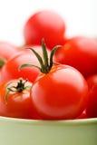 czereśniowi pomidory Zdjęcia Royalty Free