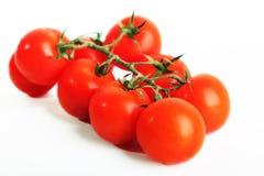 Czereśniowi pomidory Zdjęcie Stock