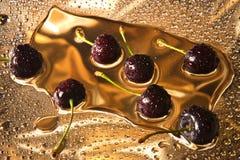 czereśniowy cukierki fotografia royalty free