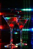 czereśniowy Martini Fotografia Stock