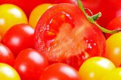 czereśniowy pomidor Obrazy Royalty Free