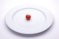 czereśniowy pomidor Zdjęcia Royalty Free