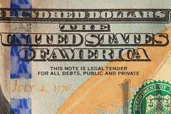Czerepów banknoty Zdjęcia Royalty Free