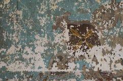 Czerepów obdrapani frescoes Zdjęcie Stock