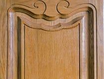 Czerepów panel drewno Zdjęcia Stock