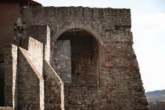 Czerep antyczny bastion Węgry Obrazy Royalty Free