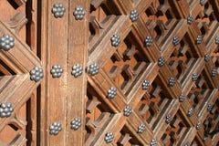 Czerep antykwarski drzwi zdjęcia royalty free