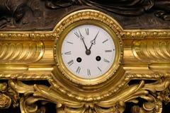 Czerep drewniana rzeźbiąca rama dla obrazka Obrazy Royalty Free