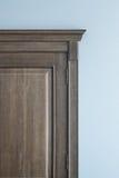 Czerep drewniany dębowy drzwi Zdjęcie Royalty Free