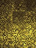 Czerep kwadratowa tekstura lub skrzyżowanie linii mozaiki powierzchni czerwieni menchii żółtej pomarańcze popielatej wałkonimy si Zdjęcia Royalty Free