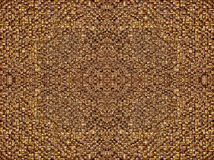 Czerep kwadratowa tekstura lub skrzyżowanie linii mozaiki powierzchni czerwieni menchii żółtej pomarańcze popielatej wałkonimy si Fotografia Stock