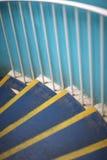 Czerep ślimakowaty schody Zdjęcie Royalty Free
