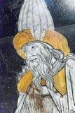 Czerep marmurowa podłoga Siena Duomo Katedralni di Siena Obraz Royalty Free
