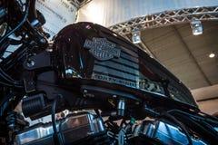 Czerep motocykl Harley-Davidson Czterdzieści osiem, 2016 obrazy stock