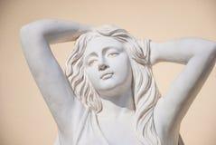 Czerep ogródu i parka rzeźba obrazy royalty free