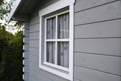 Czerep ogrodowy dom zdjęcie stock