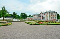 Czerep pałac i parka zespołu Kadriorg pałac zdjęcia stock