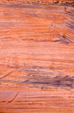Czerep rdza abstrakcjonistyczny ściany zakończenie up Zdjęcia Stock