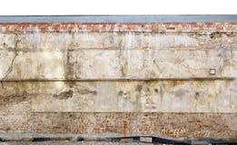 Czerep stulecie monasteru wellow ściana zniszczony f i Obrazy Royalty Free