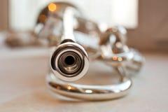 Czerep tubowy zbliżenie Zdjęcie Royalty Free