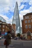 Czerep w Londyn, Obrazy Royalty Free