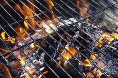 Czerepu grill Obraz Royalty Free