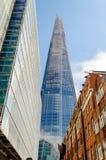 Czerepu Londyn most Zdjęcia Royalty Free