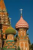 czerepu Moscow świątynia Zdjęcia Stock