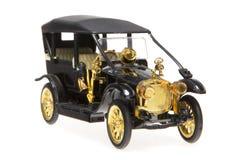 Czernić retro samochód Obrazy Royalty Free