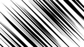 Czerni świateł paski dla futurystycznego cyfrowego komputeru Internetowy pojęcie, ruchu ruchu technologii rozmyty tło 3 d streszc royalty ilustracja