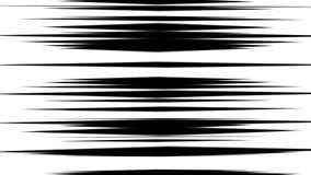 Czerni świateł paski dla futurystycznego cyfrowego komputeru Internetowy pojęcie, ruchu ruchu technologii rozmyty tło 3 d streszc ilustracja wektor