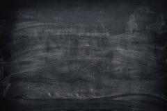 Czerni chalkboard brudny tło Obrazy Stock