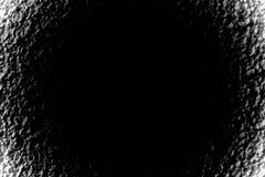 Czerni pusty tło z szarego bielu kątami obraz stock