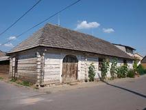 Czernikiewicz family farm, Bodzentyn, Poland Stock Photo