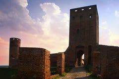 Czersk Castle 2 Royalty Free Stock Image