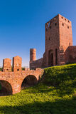 Czersk Castle, Poland Stock Image