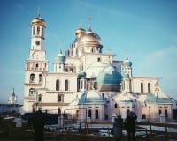 2007 23 czerwca Jerusalem klasztor nowego Rosji Fotografia Royalty Free
